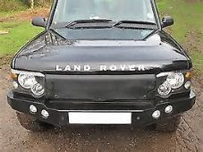 Land Rover Discovery 2 2002-04 - Radiator Muff Grill Cover Facelift - DA2162